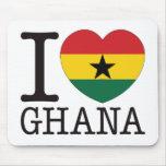 Ghana Love v2 Mouse Pad