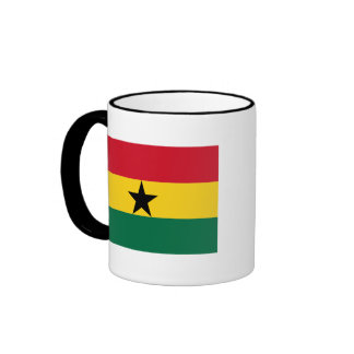 ghana ringer coffee mug
