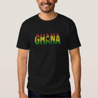 GHANA ONE (3) SHIRTS