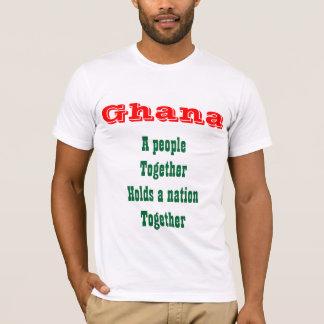 Ghana people t-shirts