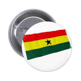 ghana pinback button
