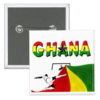 Ghana Pins