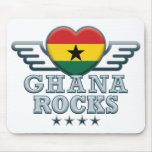 Ghana Rocks v2 Mouse Mats