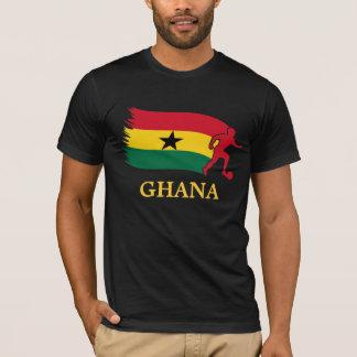 Ghana  Soccer Flag T-Shirt