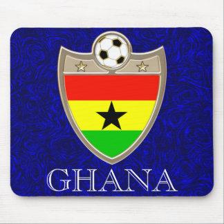 Ghana Soccer Mouse Pads