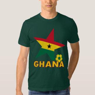Ghana Soccer Stars T Shirt