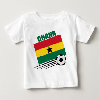 Ghana Soccer Team Baby T-Shirt