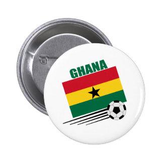 Ghana Soccer Team Pinback Button