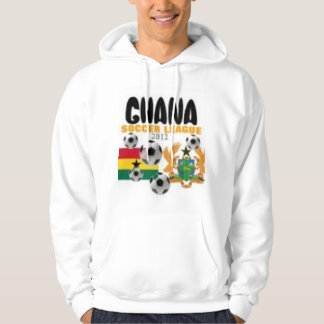 Ghana Squad Hooded Pullovers