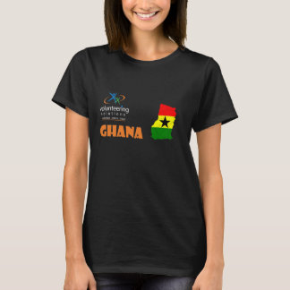 Ghana Volunteer T-shirt - Volunteering Solutions