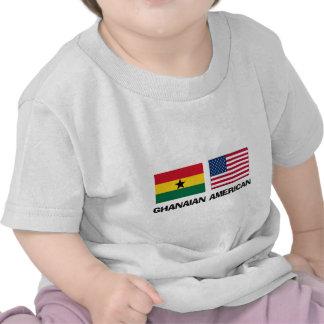Ghanaian American T Shirts