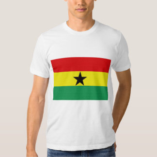 Ghana's Flag Tshirts