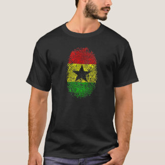 Ghanian Flag of Ghana  Soccer Football 2014 T-Shirt