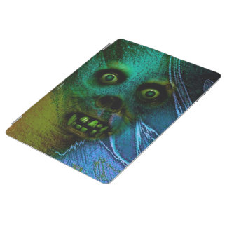 Ghastly Ghoul iPad Cover