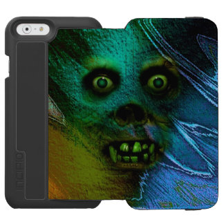 Ghastly Ghoul Incipio Watson™ iPhone 6 Wallet Case