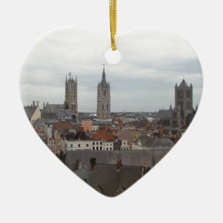 Ghent Christmas Ornament