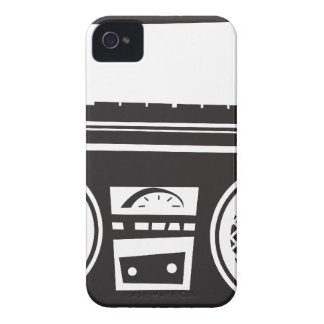 Ghetto Blaster iPhone 4 Cover