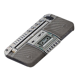 GHETTO BLASTER COVERS FOR iPhone 4
