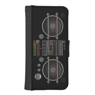 Ghetto Blaster  iPhone 5/5s Wallet Case iPhone 5 Wallets