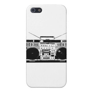 Ghetto Blaster Cover For iPhone 5