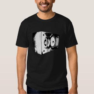 ghetto blaster sound system t-shirt