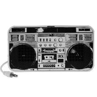 Ghetto Blaster Travelling Speaker