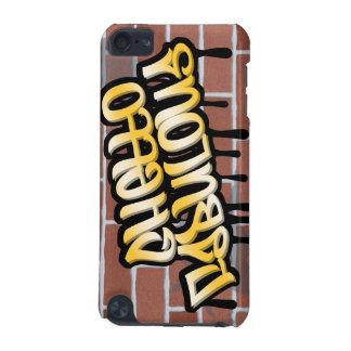 ghetto fabulous graffiti ghetto design iPod touch (5th generation) case