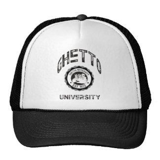 Ghetto University Cap