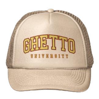 Ghetto University Tan Hat