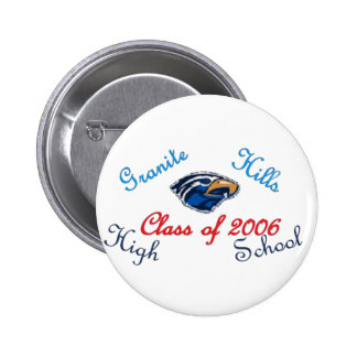 GHHS Class of '06 6 Cm Round Badge