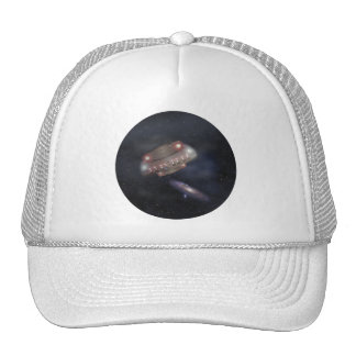 Ghini Space Craft Mesh Hats