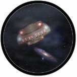 Ghini Space Craft Photo Sculpture