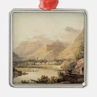 Ghirimeer, on the Upper Lake of Killarney Christmas Ornament