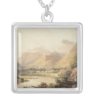 Ghirimeer, on the Upper Lake of Killarney Silver Plated Necklace