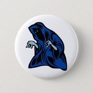 ghost 6 cm round badge