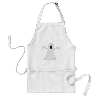 Ghost Apron