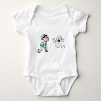 Ghost Baby Bodysuit