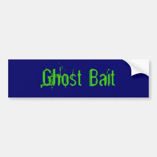 Ghost Bait Car Bumper Sticker