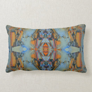 Ghost Birds/Frogs Water Birch Geometric Pillows