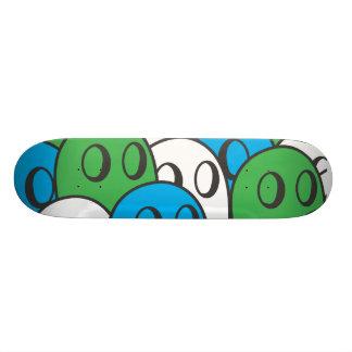 Ghost Board Green Skate Decks