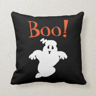 Ghost Boo Pillow