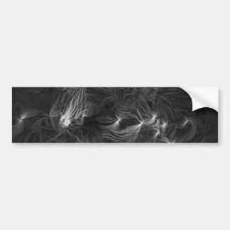 Ghost Bumper Sticker