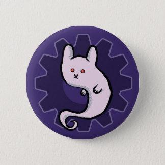 Ghost Bunni 6 Cm Round Badge