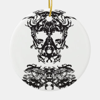Ghost Christmas Ornament