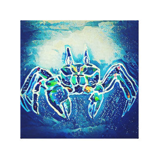 Ghost Crab 1 Canvas Print