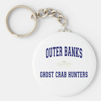 Ghost Crab Hunters Key Ring