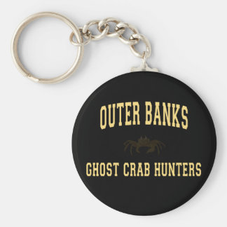 Ghost Crab Hunters Key Ring