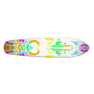 ghost custom skate board
