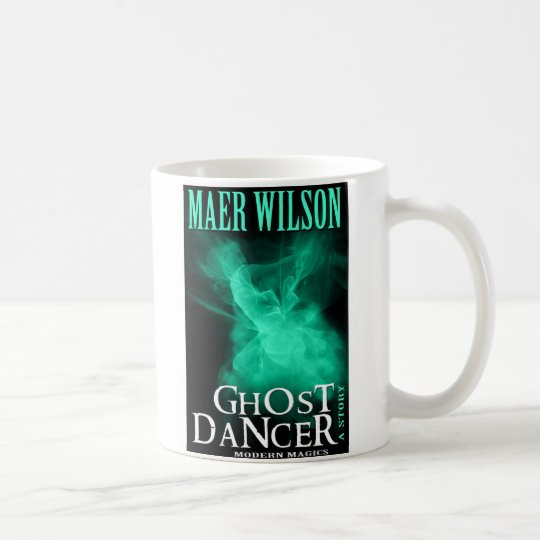 Ghost Dancer Mug - White