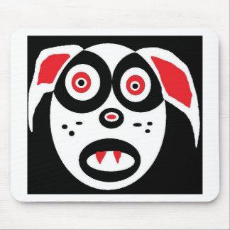 ghost dog mousepad